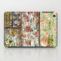 lady iPad Cases featuring Lady Rococo by Diego Tirigall
