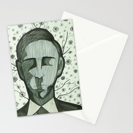 H.P Lovecraft Stationery Cards