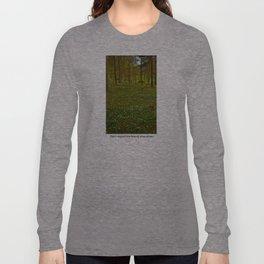 Don't Neglect Beauty Long Sleeve T-shirt