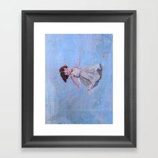 Unica Framed Art Print