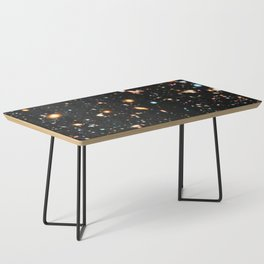 Hubble Extreme Deep Field High Resolution Coffee Table