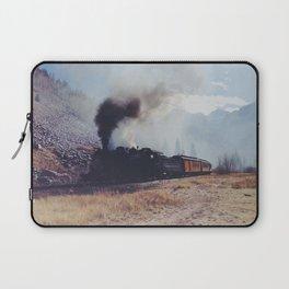 Mountain Train Laptop Sleeve
