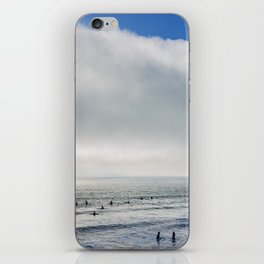 California Coast Fog iPhone Skin
