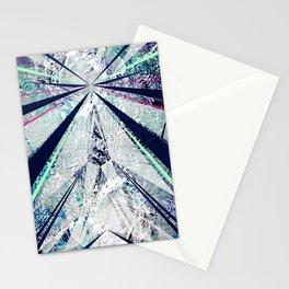 GEO BURST Stationery Cards