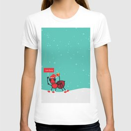 Busy Ant.Merry christmas T-shirt