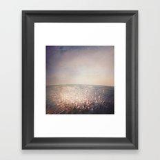 Dreaming of Rain Framed Art Print