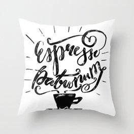 Magic Morning Throw Pillow