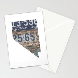 Vintage Nevada Stationery Cards