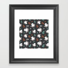 Octonautical Framed Art Print