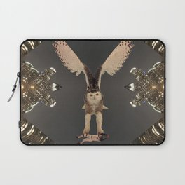 The Snowy Owl's Civic Duty Laptop Sleeve
