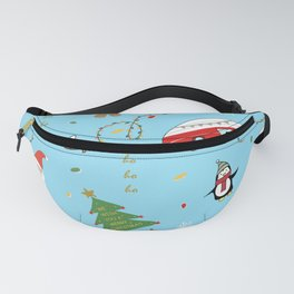 Christmas 2020 Fanny Pack
