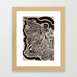 Fish? Framed Art Print