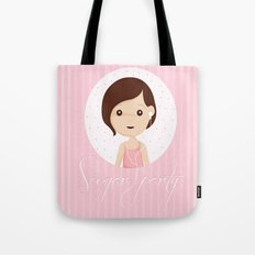 Sugarparty Tote Bag