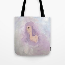 Lady Cloudga Tote Bag