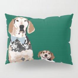 Virgil and Peanut Butter Pillow Sham