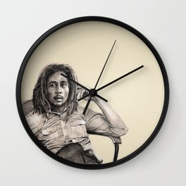 Mr Marley Wall Clock