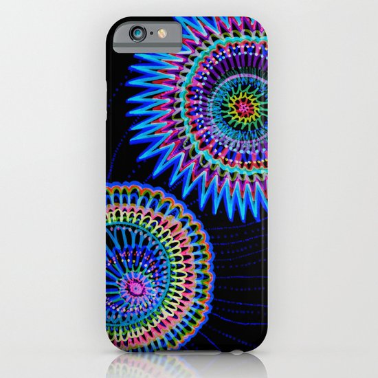 virus war color iPhone & iPod Case