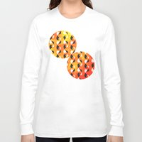 circus Long Sleeve T-shirts featuring Circus by Raluca Ag
