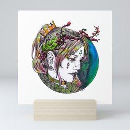 Sailor Jupiter Fanart  Mini Art Print