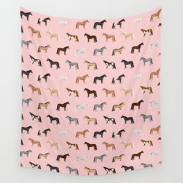 horses farm animal pet gifts Wall Tapestry