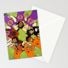 Olympus Heroes Stationery Cards