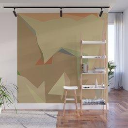 Warm Latte (Flavor in art) Wall Mural
