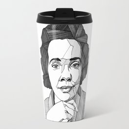 Coretta Scott King Travel Mug
