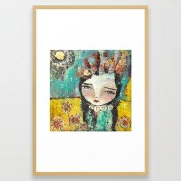 A Sense Of Place Framed Art Print