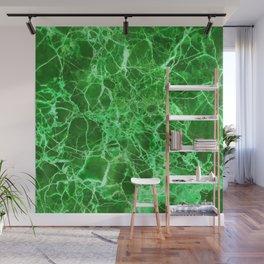 Emerald Green Marble Wall Mural