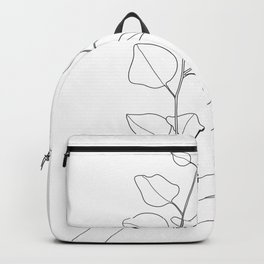 Minimal Hand Holding the Branch II Backpack