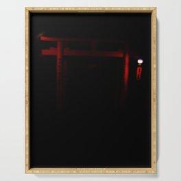 Finding Game (Kyoto, Japan) Inari Serving Tray