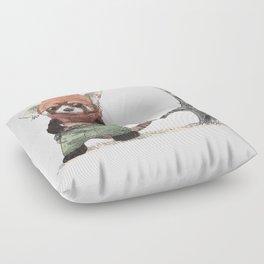 Panda Roux Barbare Floor Pillow