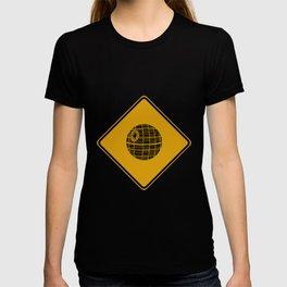 Death Star Crossing T-shirt