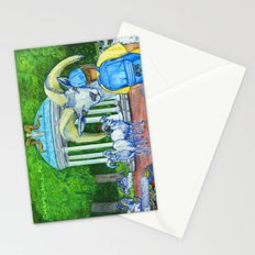 Locals Only  - Chapel Hill, NC Stationery Cards