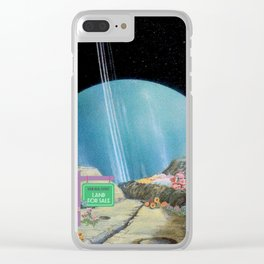 View Real Estate Clear iPhone Case