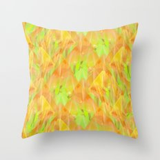 Tulip Fields #108 Throw Pillow