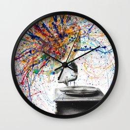 Louder Wall Clock