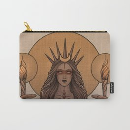 Goddess Hecate Carry-All Pouch