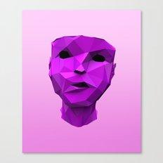 Expression C Canvas Print