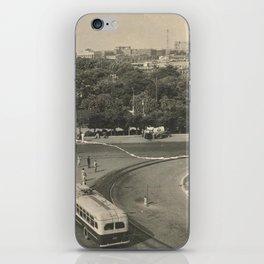 Old Baku iPhone Skin