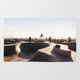 Venice Skate Park Rug