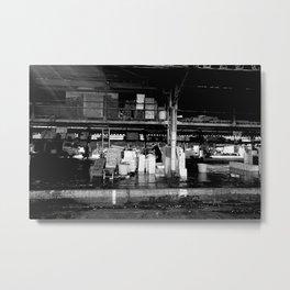 Tsukiji IV Metal Print