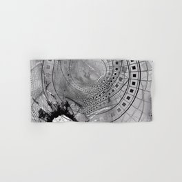Fragmented Fractal Memories and Shattered Glass Hand & Bath Towel