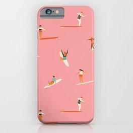 Surf sistas iPhone Case