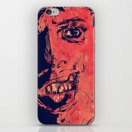Icons: Leatherface iPhone Skin
