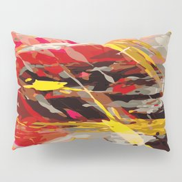 fire cage Pillow Sham