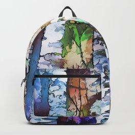 Aspen Trees Backpack