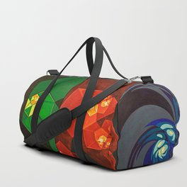 Elementals (series) Duffle Bag