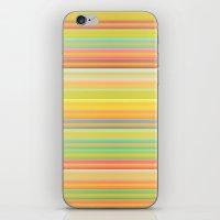flash iPhone & iPod Skins featuring flash by Sébastien BOUVIER