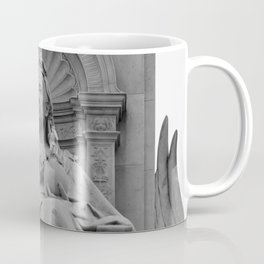 Queen Victoria Monument Coffee Mug